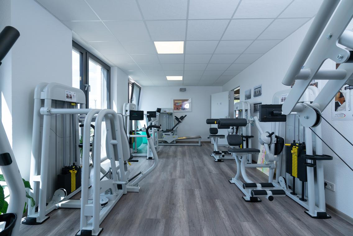 Medizinisches Fitnesstraining